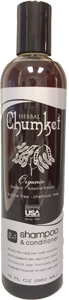 12 oz. 2 in 1 Chumket Shampoo & Conditioner