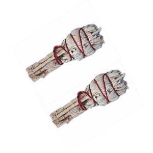 2 White Sage Smudge Sticks