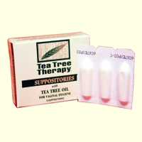 Tea Tree Suppositories