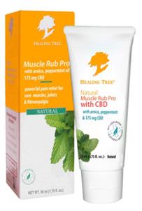 Muscle Rub Pro CBD