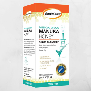 Manuka Honey Sinus Cleanser