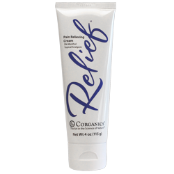 Corganics Relief Cream