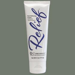 Corganics Relief Cream