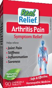 Arthritis Pain Relief Tablets