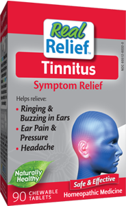 Tinnitus Relief Tablets