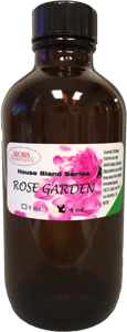 4 oz Rose Garden Essential Oil Blend