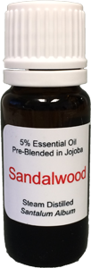 10mL Sandalwood