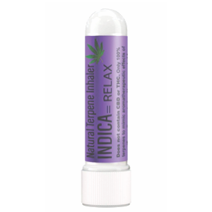The Indica Relaxation Inhaler