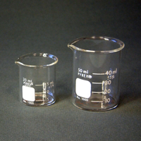 Pyrex™ Glass Measuring Beakers