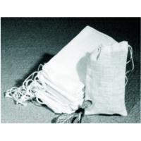 12 Drawstring Muslin Bags